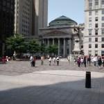 Strolling through Montreal