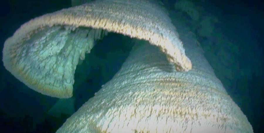 Cenote Hells Bells Playa del Carmen Mexico