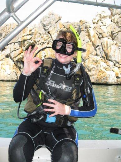 venezuela diving