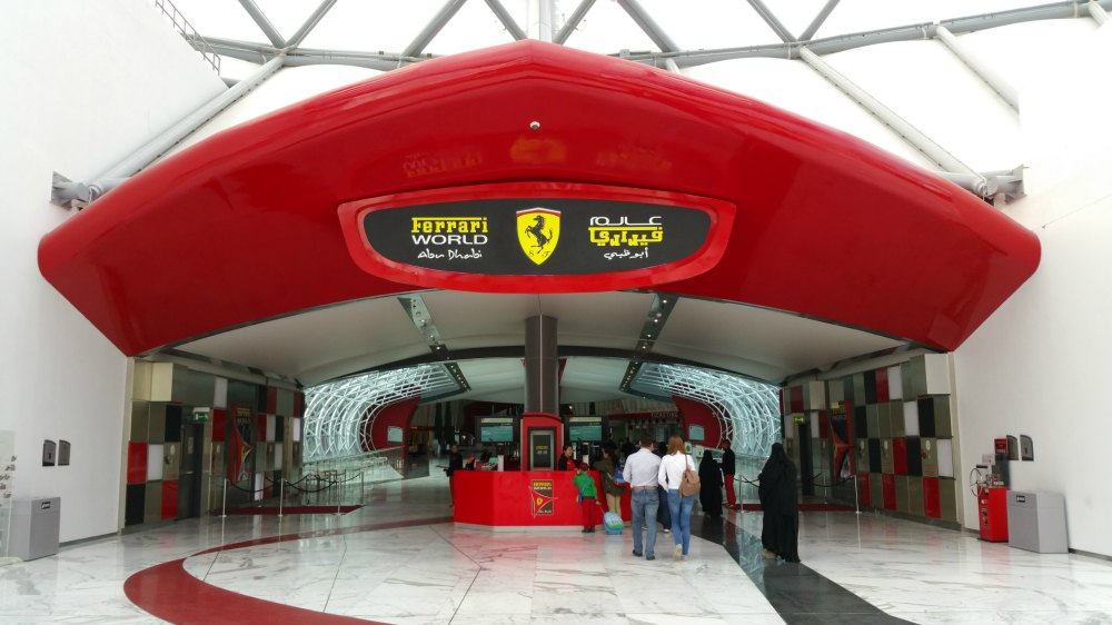 AbuDhabi-FerrariWorld