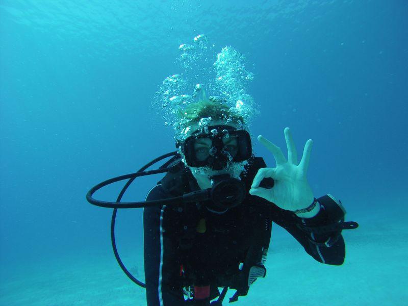 Diving Playa del Carmen Divemaster