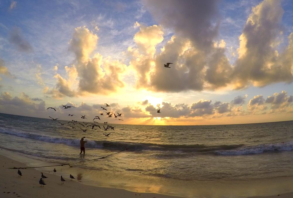 Sunrise Playa del Carmen