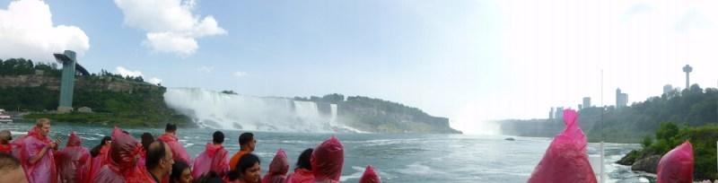 2 Week Road trip through Ontario and Quebec - Niagara Falls