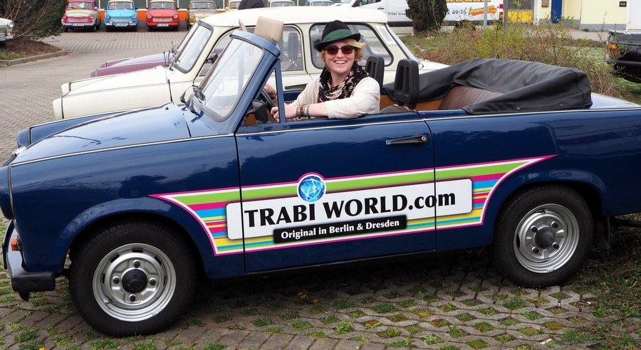Dresden Trabi Tour