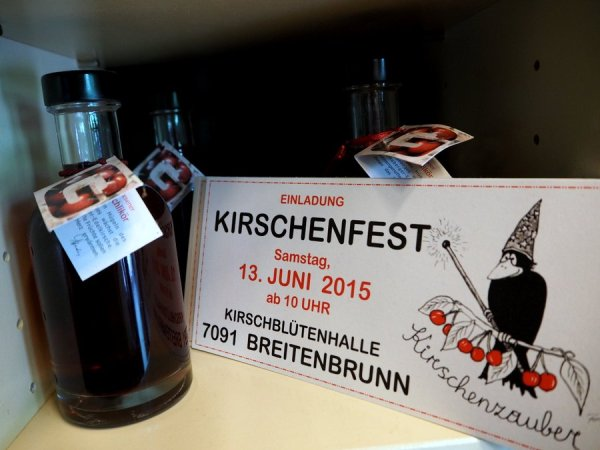 Kirschenfest Breitenbrunn