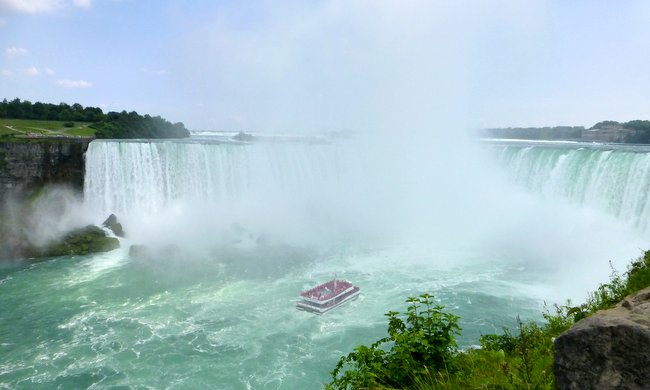 2 Week Road trip through Ontario and Quebec - Niagara Falls
