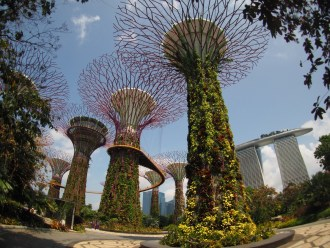 How much are three days in Singapore