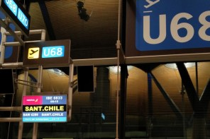 I'm going to Chile!