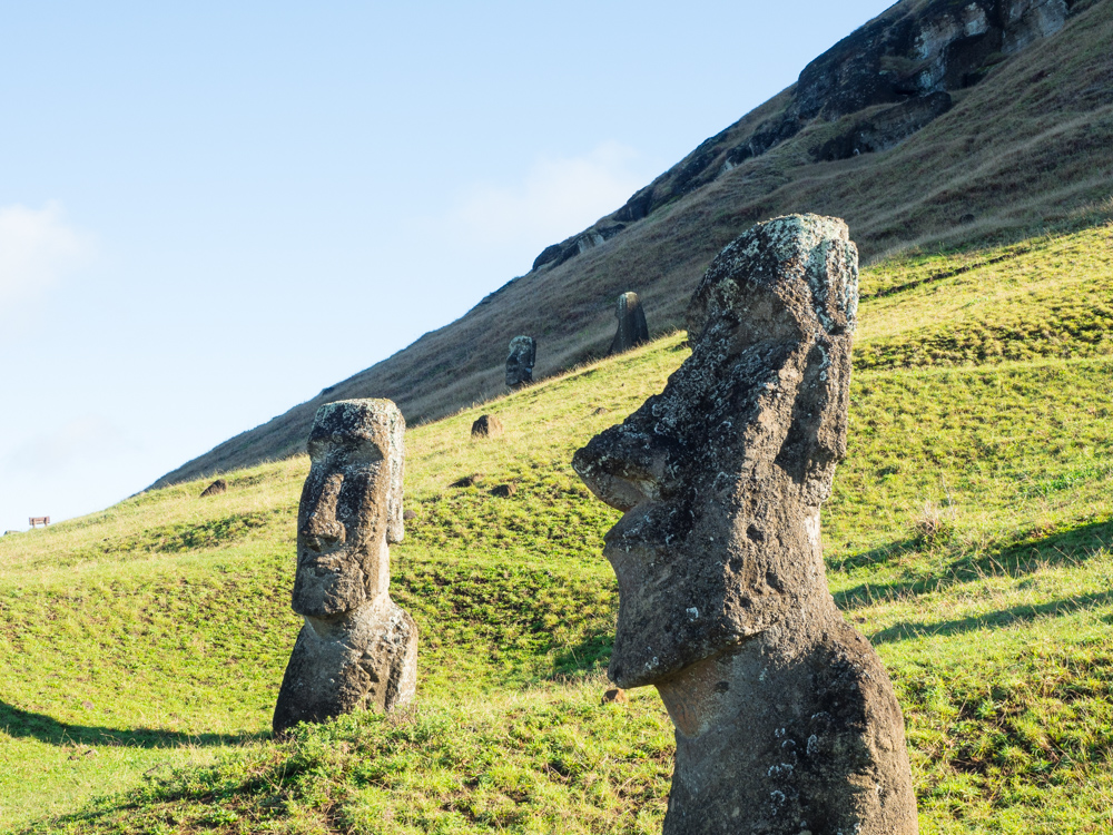 How much are 5 days on Easter Island