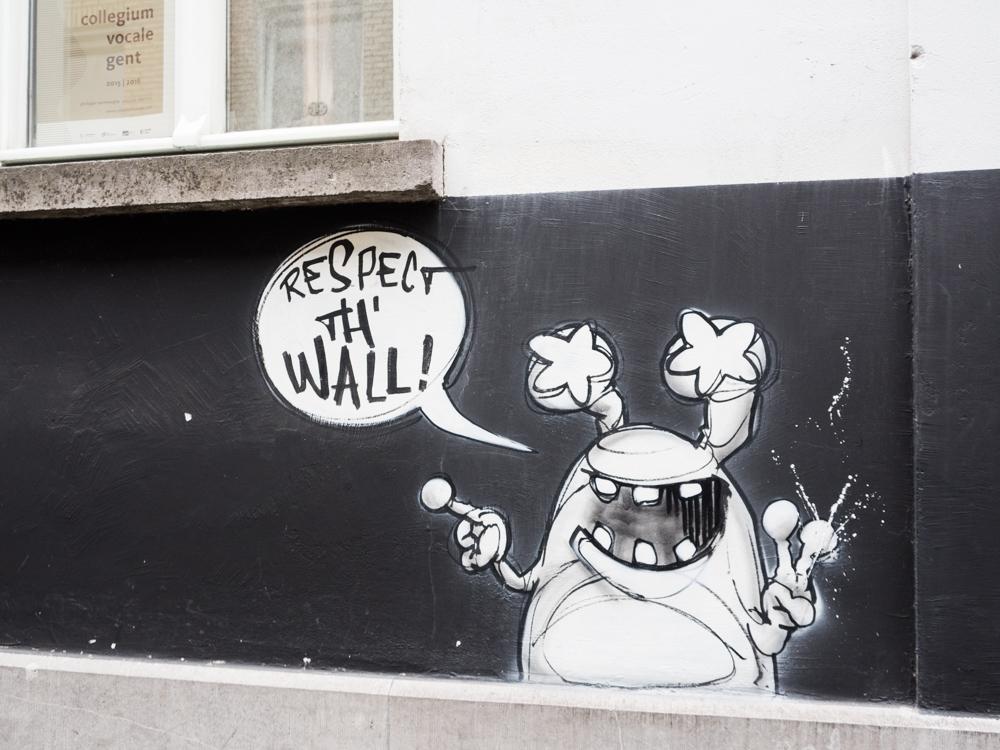 Concrete Canvas street art gent