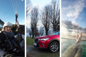 In a Sportster through Salzburg and Tyrol – adrenalin and relaxation included