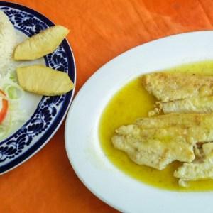 San Andres Fisch