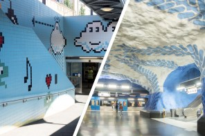 Stockholm Metro – (nearly) every Station an Artwork