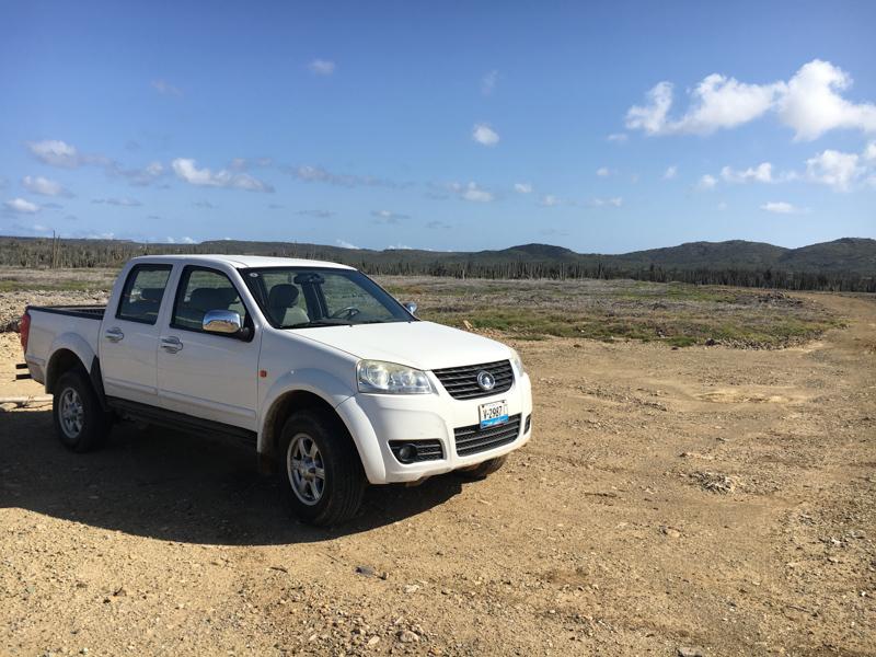 Bonaire Road Trip