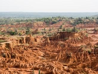 Tatacoa Wüste Kolumbien