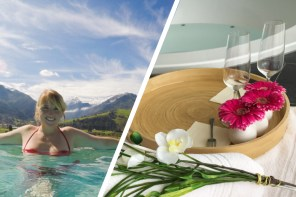 Mini-holiday at the Tauern Spa