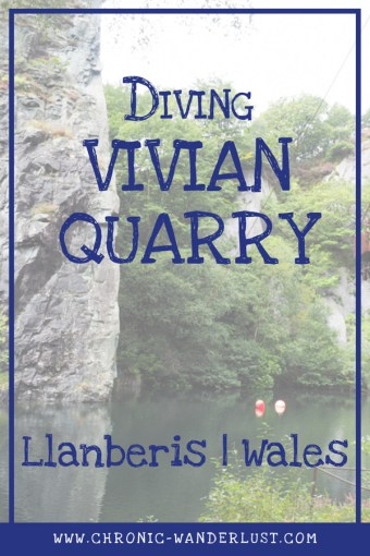 Vivian Quarry Diving Llanberis Wales Pinterest