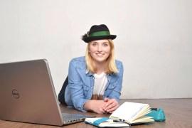 Wie Viki zum Bloggen kam