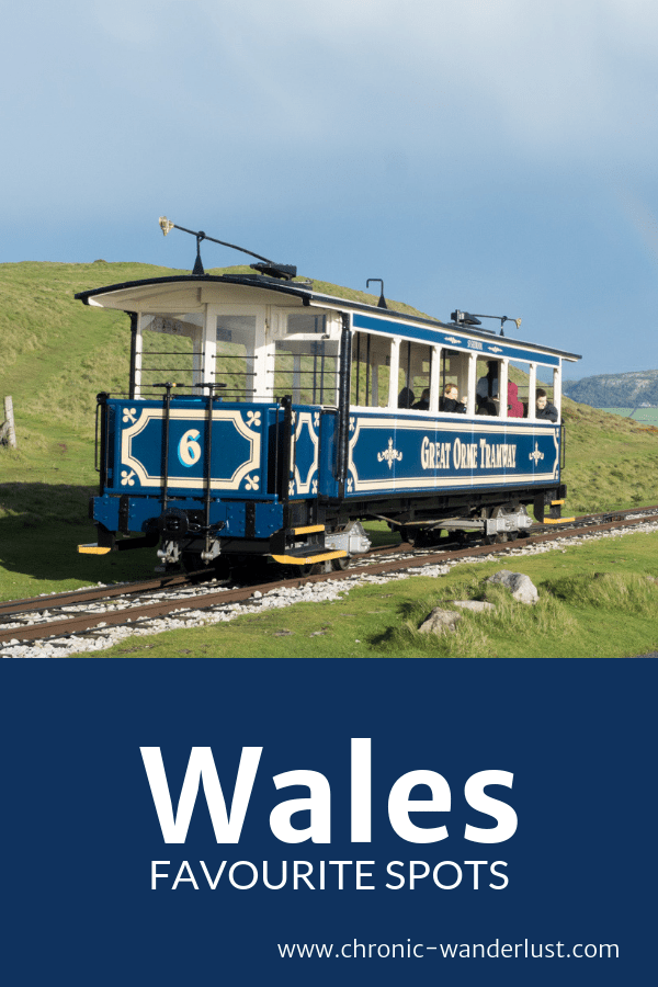 Wales spots to visit