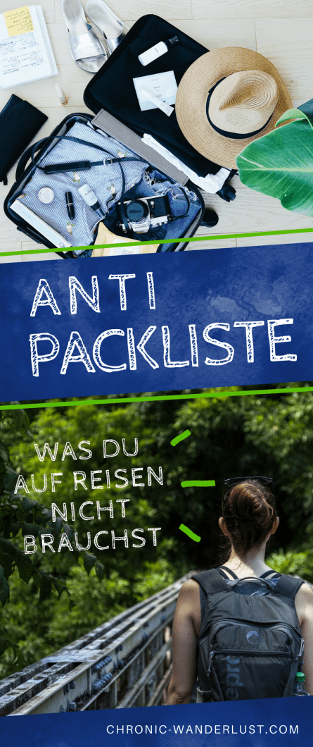 anti packliste pin