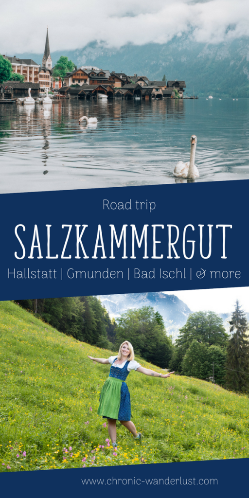 Salzkammergut 4 days road trip