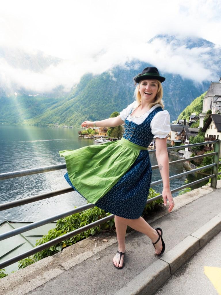 Hallstatt Road Trip Salzkammergut