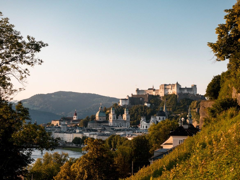 Salzburg an einem Tag entdecken
