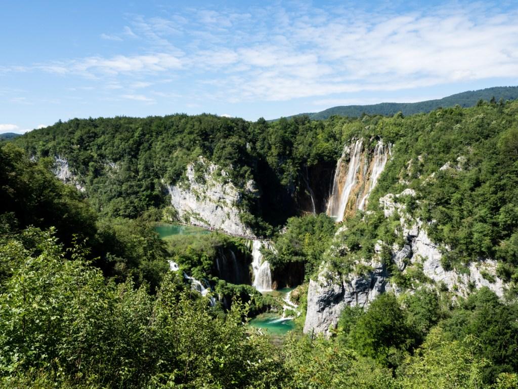 Plitvice Roadtrip Kroatien
