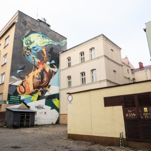 Roadtrip Polen Lublin Street Art