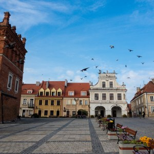 Roadtrip Polen Sandomierz