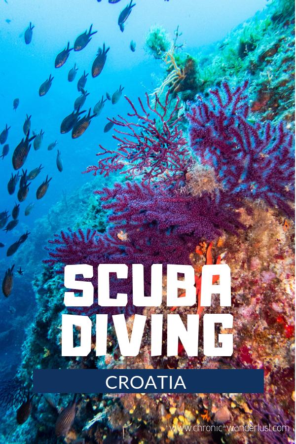 Scuba Diving croatia