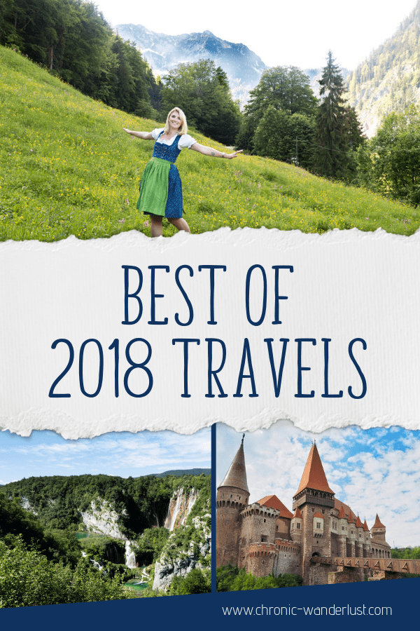 best of 2018 travels