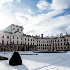 Ungarn Schloss Esterhazy