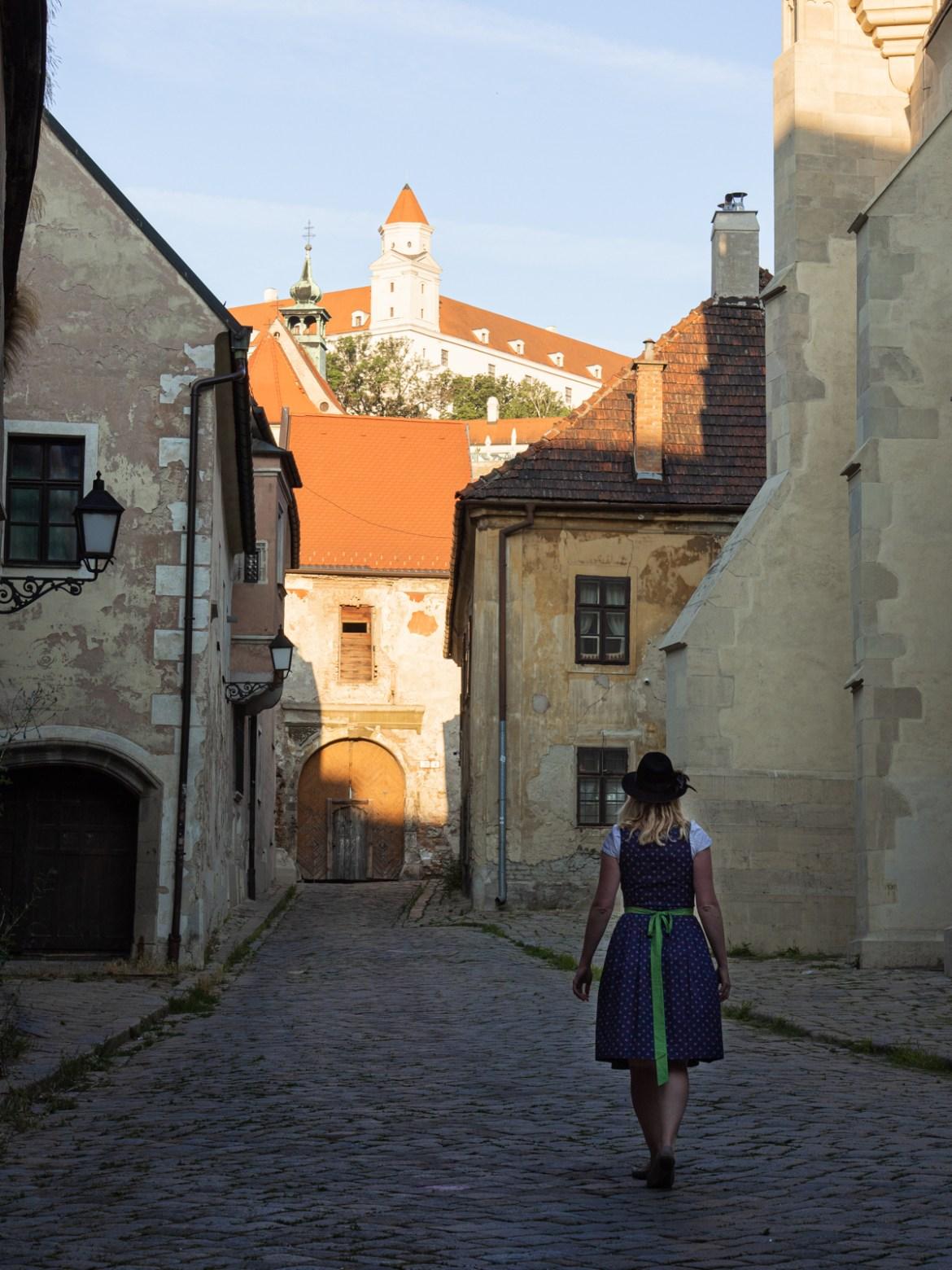 Bratislava Tagesausflug Day Trip Bratislava