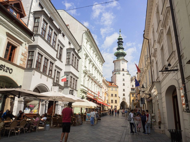 Bratislava Michaelertor Day Trip Bratislava