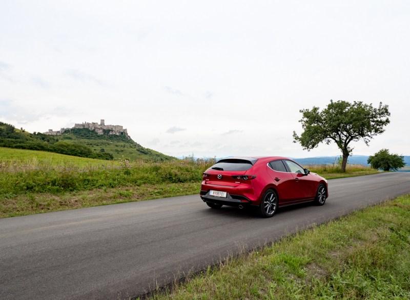 Slowakei Roadtrip Mazda3
