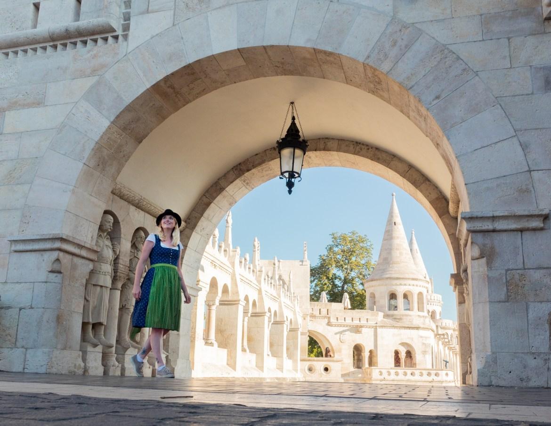 Budapest Dirndl Viktoria Urbanek
