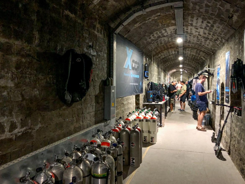 Molnar Janos Höhle Budapest Tauchen-2