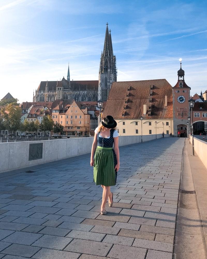 Regensburg Dirndl