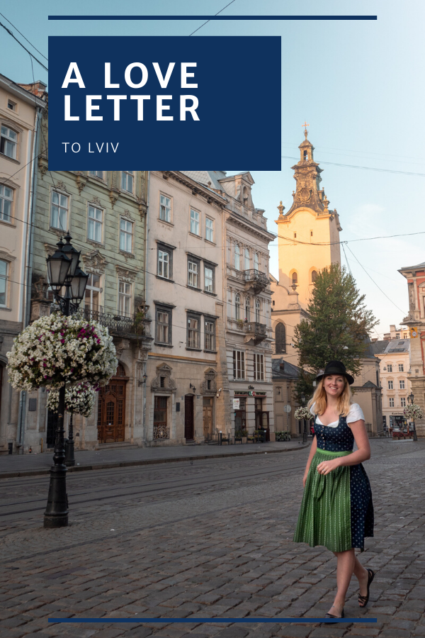 Love Letter to Lviv