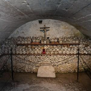 Hallstatt Charnel House Ossuary