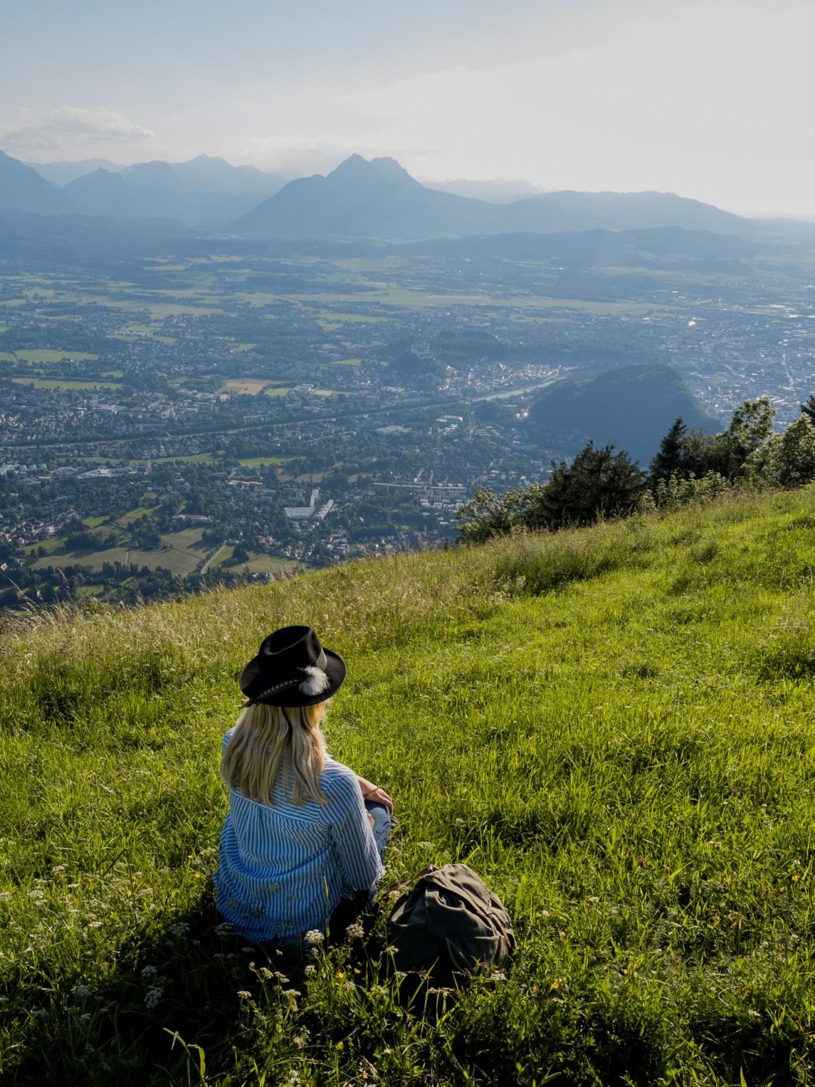 Gaisberg Salzburg Viewpoint