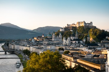 Best Photography Spots and Viewpoints in Salzburg