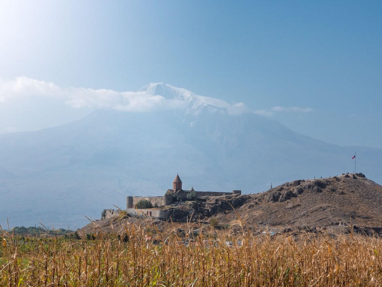 Armenien Kloster Chor Virap