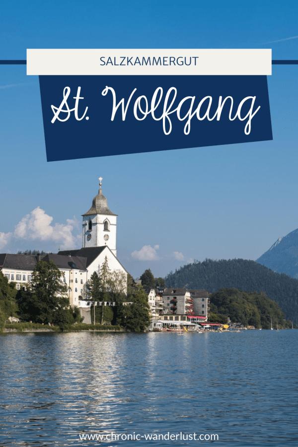St Wolfgang Salzkammergut