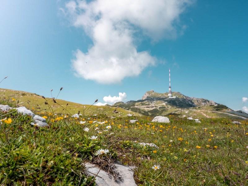 Villacher Alpenstrasse Tagesausflug Kaernten