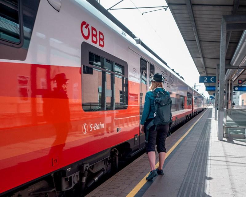 Anreise Oeffis Oberoesterreich S Bahn