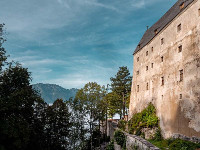 Burg Altpernstein Kirchdorf