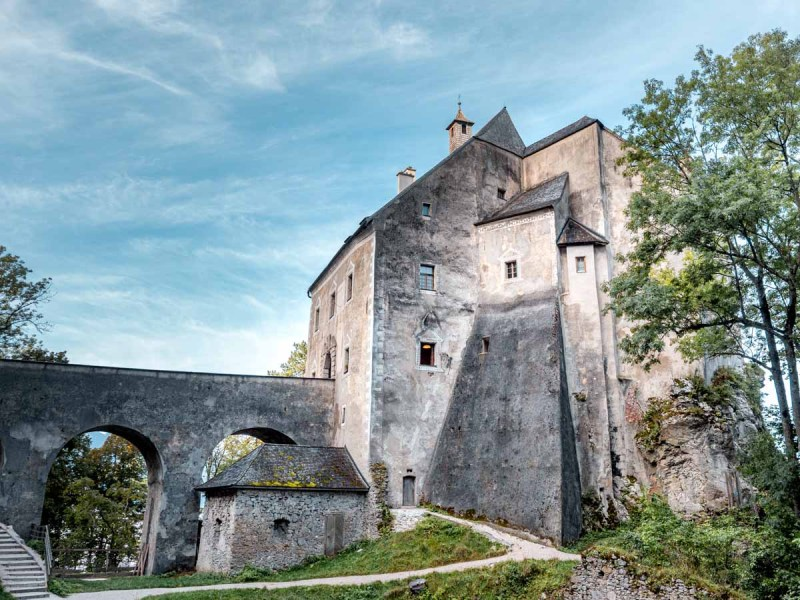 Burg Altpernstein Traunviertel