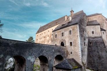 Ausflug Kirchdorf an der Krems und Wanderung zur Burg Altpernstein